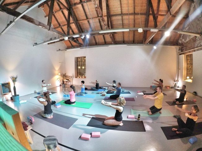 3 Days Weekend Yoga Retreat in Belgium