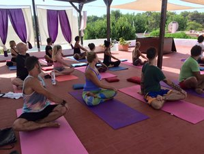 8 Days Pranayama and Kriya Yoga Retreat in Ibiza, Spain