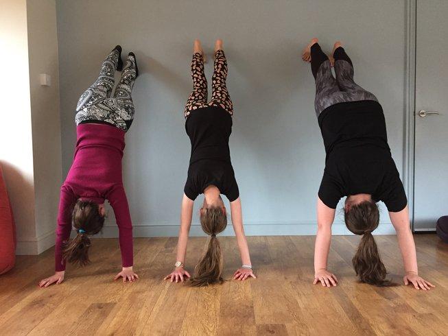4 jours en stage de yoga et sculpture dans les Cornouailles, Grande-Bretagne