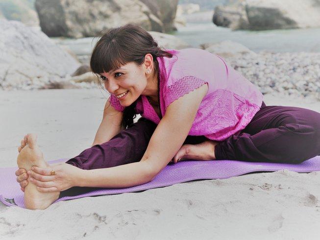 22 Tage Familien Yoga Retreat in Rishikesh, Indien