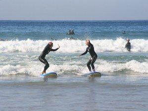 11 Day Coaching Surf Camp Tamraght, Souss-Massa