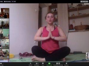 10 Day 40 Hours Real Time Online Pranayama Teacher Training