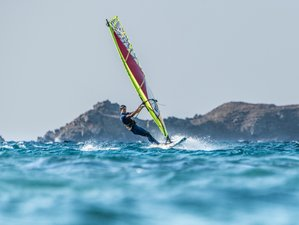 6 Days Windsurfing and Yoga Holiday in Lemnos, Greece