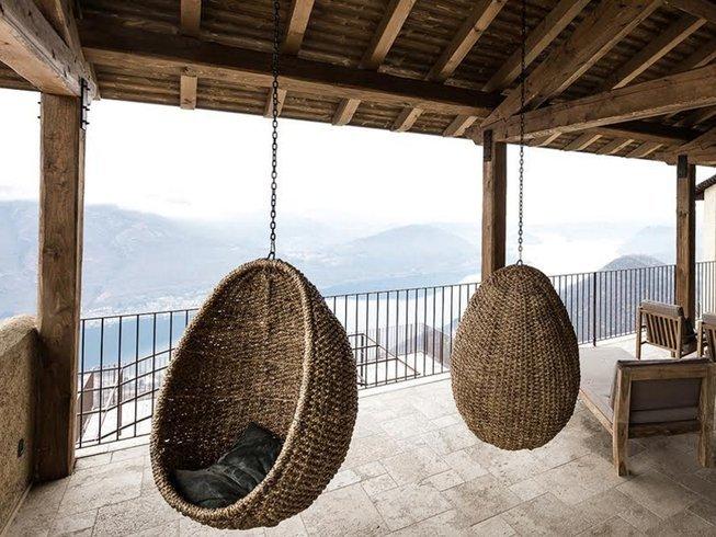 10 Days The Heart Yoga Retreat in Quarna Sopra, Italy