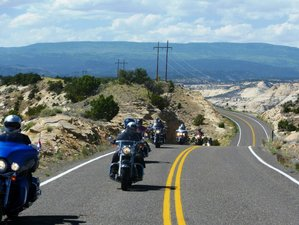 "19 Days ""Western Highlights"" Motorcycle Tour USA"