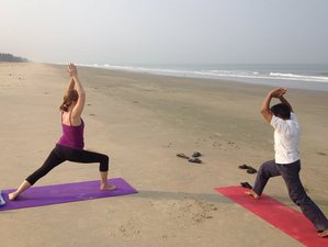 7 Tage All-Inclusive Yoga Urlaub in Süd Goa, Indien