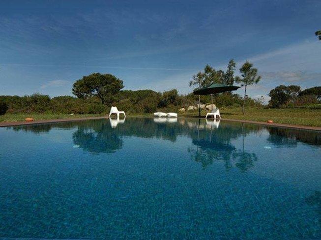 3 días lujoso retiro de yoga en Portugal