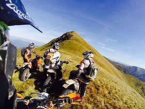 8 Day Intermediate and Advanced Guided Enduro Motorcycle Tour in Bugojno, Bosnia and Herzegovina