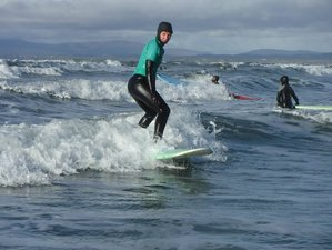 3 Days Exhilarating Surf Camp Ireland