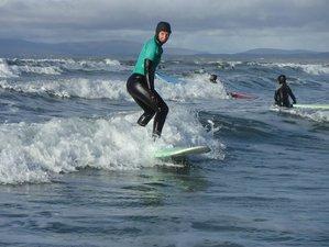 3 Days Wonderful Stay and Surf Camp in Bundoran, County Donegal, Ireland