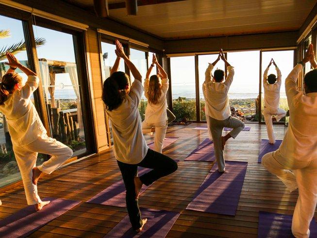 6 jours en stage de yoga et SUP à Agadir, Maroc