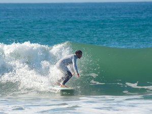 8 Days Thrilling Yoga and Surf Camp in Praia da Luz, Algarve, Portugal