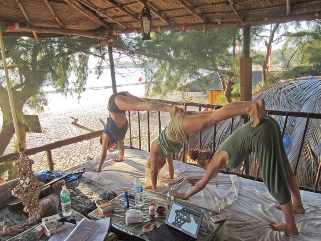 10 Days Meditation and Yoga Retreat in Goa, India
