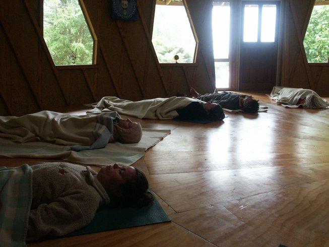 6 jours en stage de yoga nidra et restauratif en Nouvelle-Zélande
