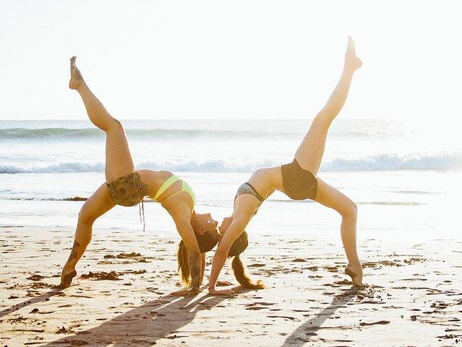 7 días retiro de yoga en Costa Rica