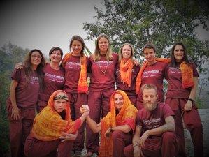 28 Tage 200-Stunden Yogalehrer Ausbildung in der Western Development Region, Nepal