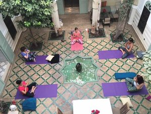 4 Days Wellbeing Weekend Yoga Retreat in Essaouira, Morocco