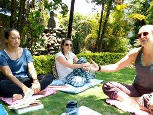 5 Days Reiki Second Degree Training, Meditation, and Yoga Retreat in Kathmandu, Nepal