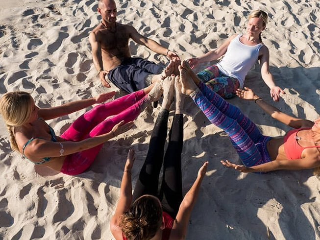 28 Days 200-hours Yoga Teacher Training in Indonesia