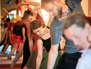 7 Day Tantra Yoga Arts Shamanism Immersion with Durga's Tiger School in Tuscany