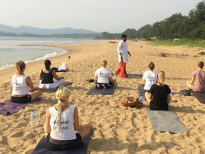 24 Days Vinyasa Yoga School-Teachers Training Course RYT-300 in Goa, India
