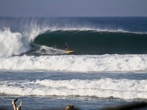 4 Days Personalized Adventure Surfing Holiday in Michoacan, Mexico