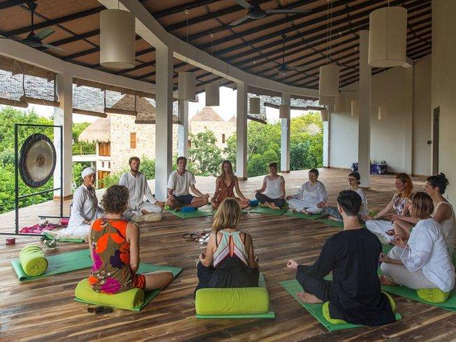 10 Days Healing Yoga Retreat Sri Lanka