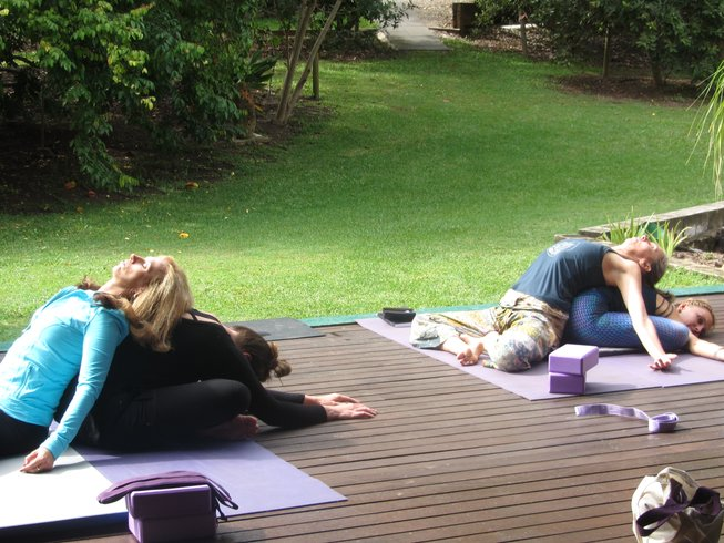 3 Days Yoga Weekend Escape in Queensland, Australia