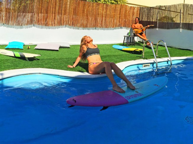 15 Days Affordable Surf Camp in Corralejo, Spain
