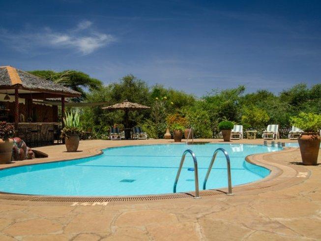 3 Days Big Five Kenya Safari