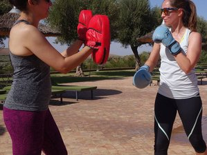 6 Day Fitness and Wellness Holiday with Yoga and Personal Training Session in Marrakech