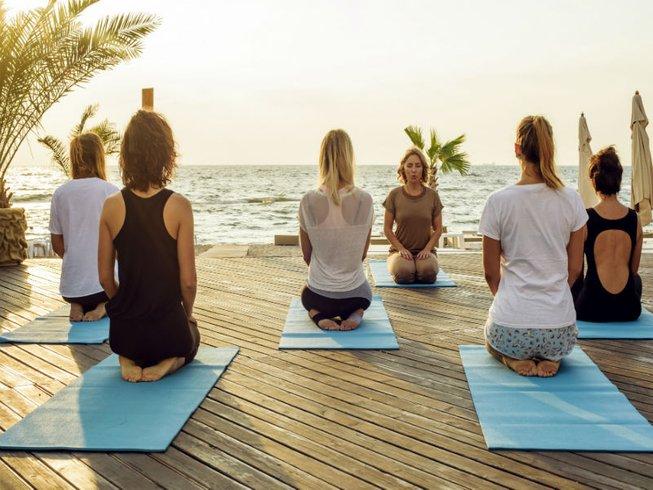 4 jours en stage de yoga de luxe d'un week-end en Nouvelle-Zélande