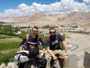 12 Day Guided Ladakh (Manali to Srinagar) Himalayan Premium Motorcycle Tour
