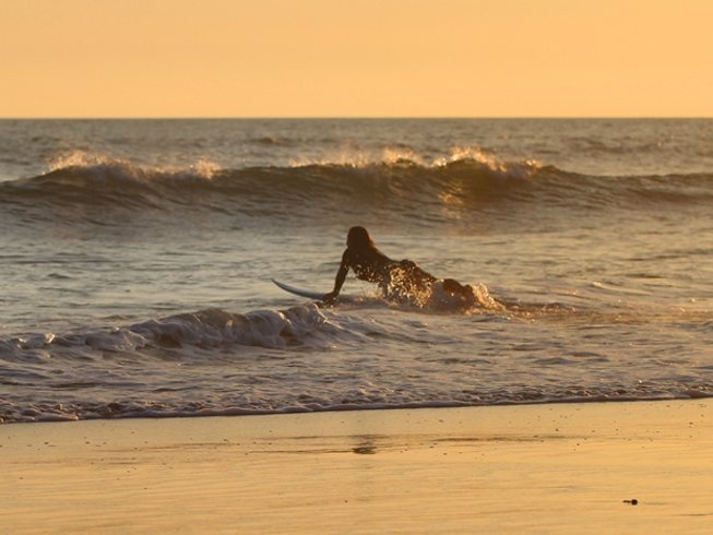 6 Days Surf and Yoga Holiday in Seminyak, Bali