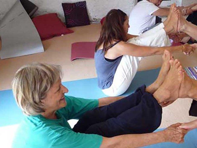 4 días retiro de yoga en el País Vasco, España