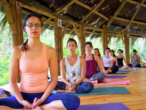 7 Days Silent Meditation Retreat with Yoga in Lake Atitlan, Guatemala