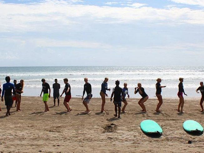 3 Days Uncrowded Surf Camp in East Java, Indonesia