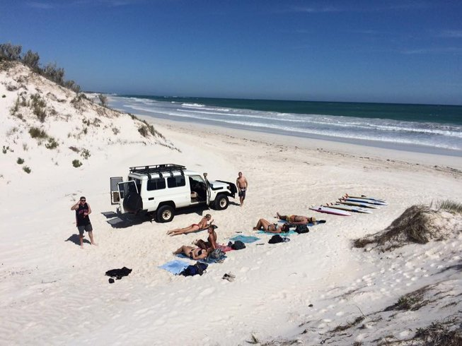 7 Days Surf Camp Fremantle, Perth, Australia