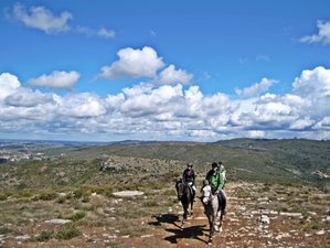 8 Days Discover the Natural Beauty of Serra de Aire and Candeeiros Horse Riding Holiday in Portugal