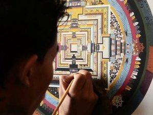 7 Day Mandala Workshop and Yoga Retreat in Pokhara, Gandaki Pradesh