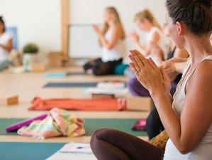 8 Tage 50-Stunden Ganzheitliche Yin Yogalehrer Ausbildung in Encarnação, Lissabon