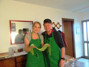 4 Day Traditional Cooking Vacation in Liguria, Province of Genova