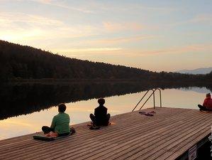 5 Tage Yoga Retreat mit Wandern und Energiecoaching im Seehotel in Kärnten