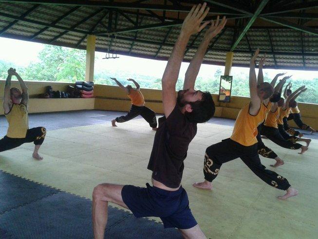 1 Month Kung Fu Retreat in Thailand