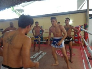 2 Weeks Affordable Muay Thai Training and Accommodation in Ao Nang, Thailand