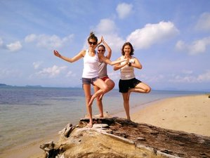 8-Daagse Raw Detox Yoga Retraite in Thailand