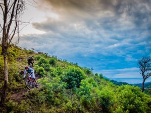 5 Day Single Track Mountain Biking Tour in Mexico