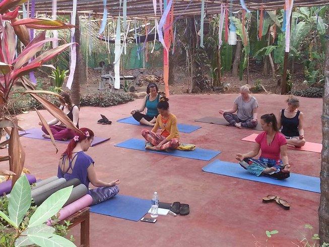 8 Days Sacred Dance and Yoga Retreat India