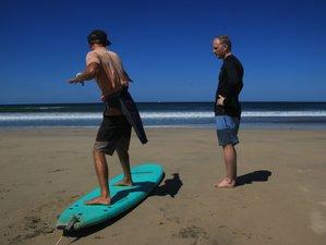7 Tage Surf Camp für alle Level in Playa Junquillal, Guanacaste