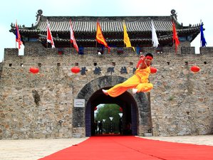 1 Month Shaolin Kungfu, Wing Chun, Tai Chi and Qi gong Training in Yehe mountain ,Siping, China